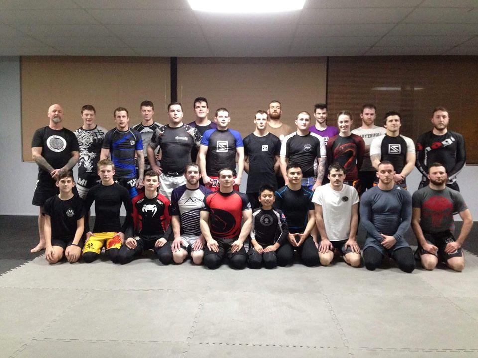 Trinity MMA