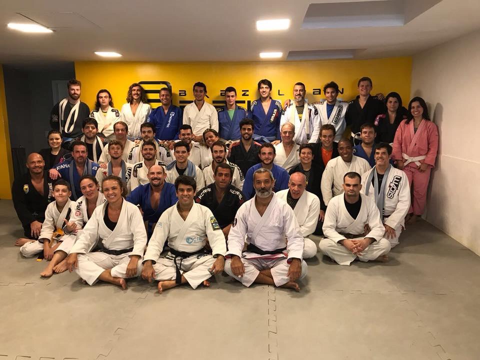 Brazilian Black Belt