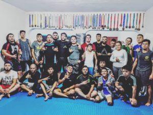 MonKills MMA & BJJ / Wolfgang