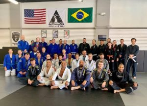 Noel Smith Brazilian Jiu Jitsu