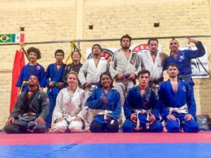 BLACK SHARK Bjj and Valetudo