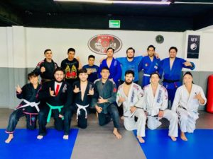 Grapplers From Hell Academia de Artes Marciales Mixtas & BJJ