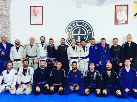 Grand Union Jiu Jitsu London