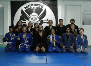Machete Club de Pelea BJJ