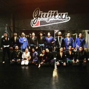 WolfGang MMA & BJJ Brasa Guadalajara
