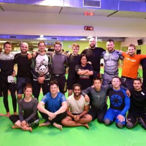 Triangle Jiu-Jitsu Münster