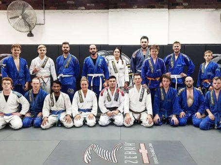 De Been 100% Jiu Jitsu – St Kilda