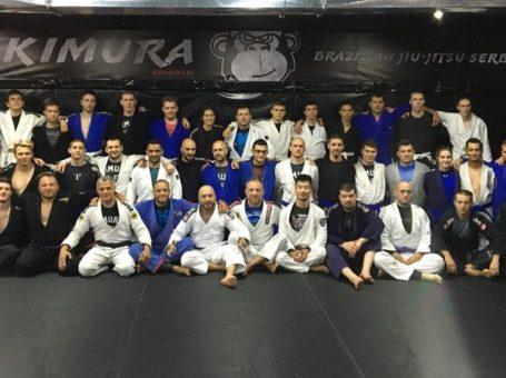 Kimura Academy – Brazilian Jiu Jitsu Serbia / Brazilski Jiu Jitsu Srbija