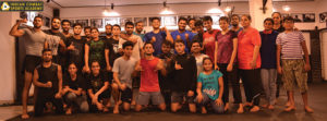Indian Combat Sports Academy (ICSA)