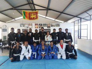 Brazilian Jiu Jitsu Sri Lanka
