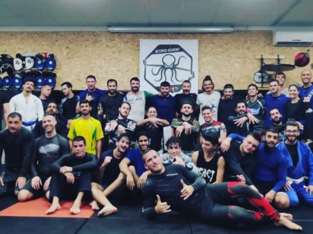 Octopus Academy bjj & MMA Israel