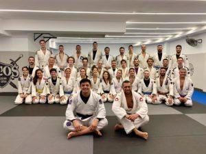 Atos Jiu Jitsu Barcelona